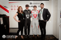 InstaForex ist der offizielle Partner von Dragon Raсing