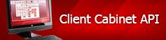 API des Kundenbereichs