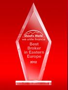 ShowFx World 2012 - The Best Broker in Eastern Europe