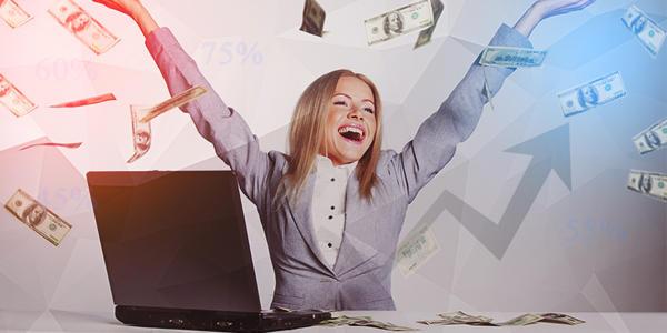 Vkladové bonusy v rozsahu od 30 % do 100 %